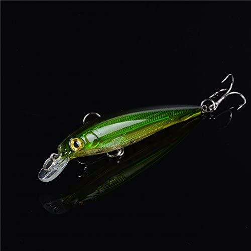 13.4g 11cm fishing lures minnow artificial hard bait floating wobblers 3d eye  X