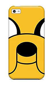 Durable Defender Case For Iphone 5c Tpu Cover(adventure Time)