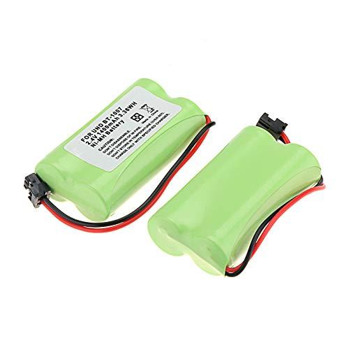 FidgetFidget 1400mAh 2.4V Batteries Home Use Cordless Phone Battery for BT-1007 BT1007 3Pcs3Pcs from FidgetFidget