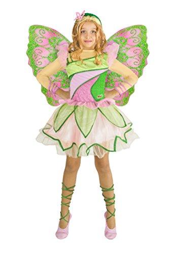 92af32f7d516b Ciao 11199 - Flora Butterflix Costume Winx 4-6 anni  Amazon.it  Giochi e  giocattoli