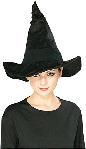 Mcgonagall Costumes (UHC Harry Potter Mcgonagalls Witch Hat Movie Theme Halloween Party Accessory)