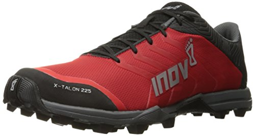 Cheap Inov-8 X-Talon™ 225-U Trail Runner, Red/Black/Grey, 5.5 M US