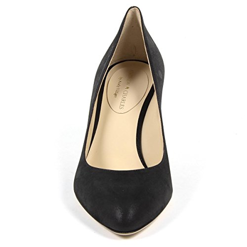 Andrew Charles Door Andy Hilfiger Dames Pump Black Los Angeles