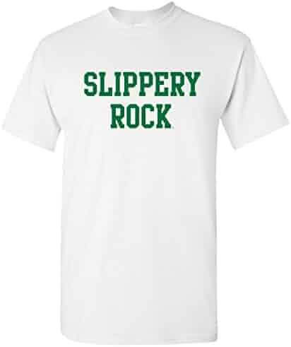 NCAA Basic Block, Team Color T Shirt, College - University