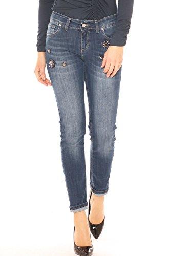 para Jeans Mujer Vaqueros Key Di PqEfnI