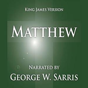 The Holy Bible - KJV: Matthew Audiobook