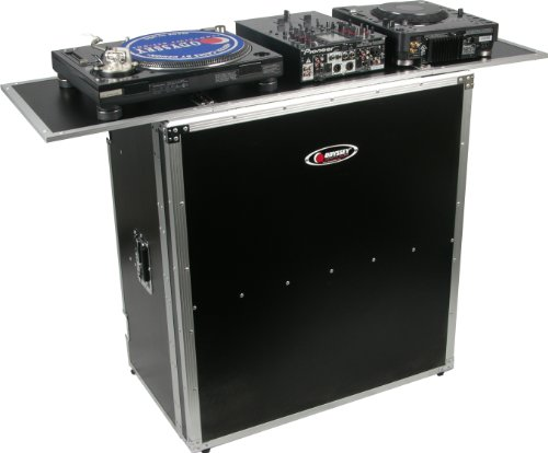Odyssey FZF5437T Flight Zone 54 Wide, 37 High Foldout Combo Dj Table by Odyssey