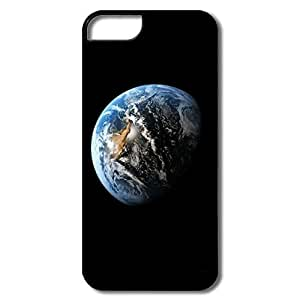 Funny Earth IPhone 5/5s Case For Him by Maris's Diary