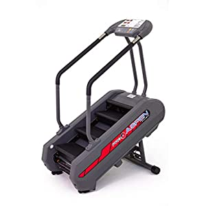 Aspen Stair Climber The Ultimate Uphill Workout Exercise Fitness Weight Loss Equipment – A Mountain of a Workout, Without Requiring a Mountain of Space