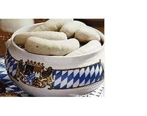 Bavaria Munich Weisswurst, 10 Pounds