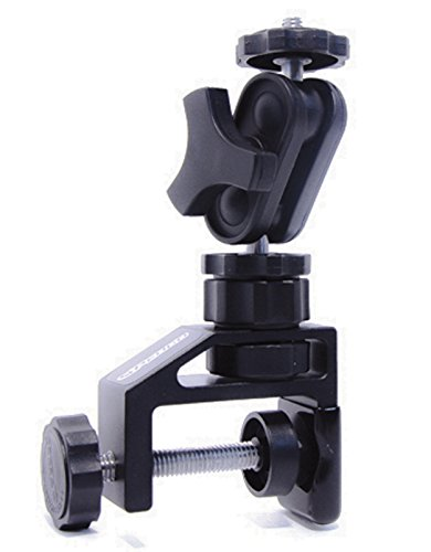 Pedco UltraClamp Assembly 360 Swivel Camera Mount Accessory for Cameras, Scopes and Binoculars (1.5-Inch w/Swivel) by PEDCO