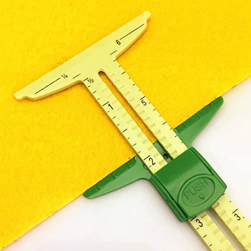 YEQIN Sliding Gauge Measuring Sewing product image