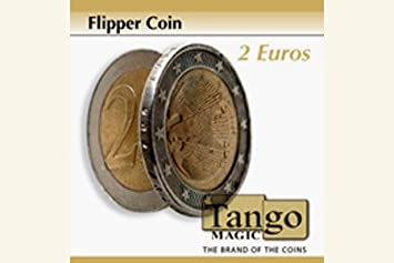 Juegos Moneda 2 De Y Flipper EurosAmazon esJuguetes Tango Magic qVpSUzM
