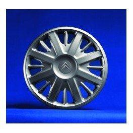 Citroen Elipse 15 - Embellecedor de rueda con logo de Citroen: Amazon.es: Coche y moto