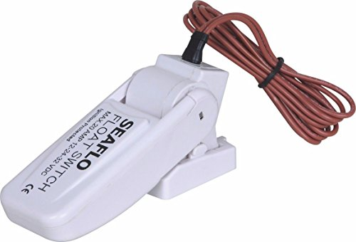 Seaflo SFBS-30-01 BOAT BILGE PUMP SWITCH (12V, 24V, 32V) (Bilge Pump Switch Off)