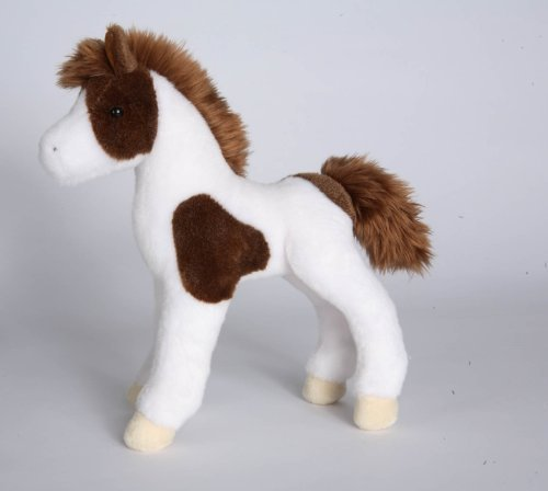 Windy Brown and White Paint Foal 10