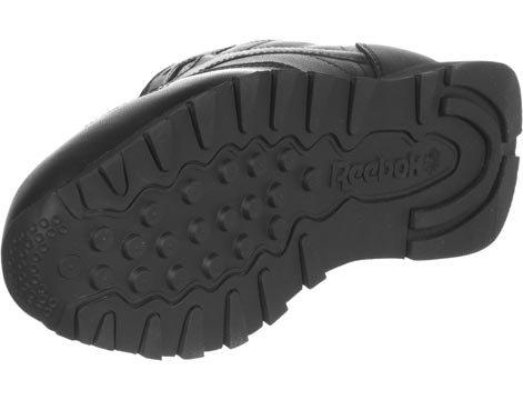 Reebok Classic Leather - Zapatillas de cuero para hombre Schwarz