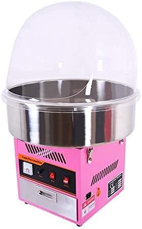 equipementpro – {ecf-520b} – Máquina de algodón de azúcar profesional 1030 Watts – Cubeta 52 cm: Amazon.es: Hogar