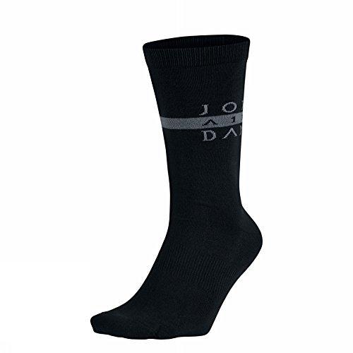Jordan Seasonal Print Crew Socks Men's Size 8-12/Large by NIKE