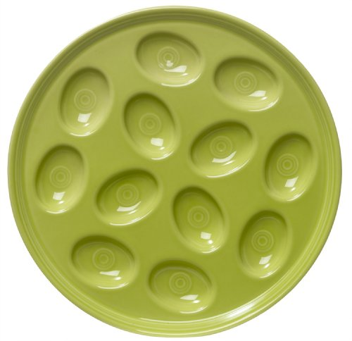 Fiesta 11-Inch Egg Tray, Lemongrass