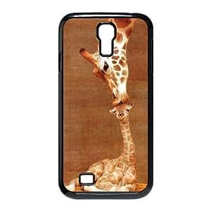 Giraffe Brand New Cover Case for SamSung Galaxy S4 I9500,diy case cover ygtg560174