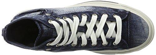 Exposure para Zapatillas Mujer Diesel Azul Altas Indigo Magnete Mid T6067 IV pn5gP6f