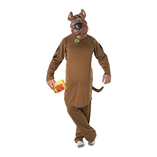 Scooby Doo Adult Fancy Dress Costume Xlarge (Scooby Doo Costumes For Adults)