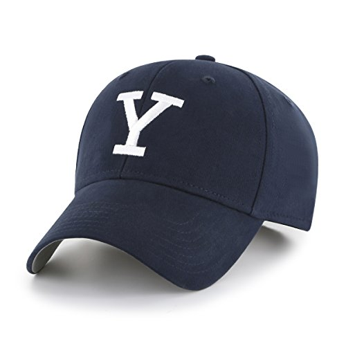 University Baseball Yale (OTS NCAA Yale Bulldogs Children Cinch All-Star MVP Adjustable Hat, Toddler, Navy)