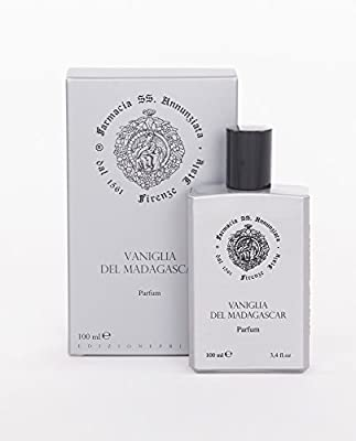 Amazoncom Vaniglia Del Madagascar Parfum 100ml By Farmacia Ss