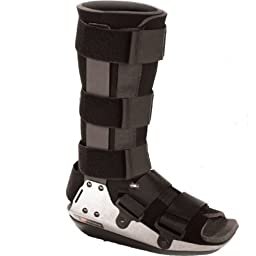 Bledsoe J Walker Walking BootMediumMidCalf with Pneumatic Ankle Support