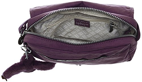 Delphin Women's Kipling Cross Purple Body Plum Bag Purple N T7vdwdHq