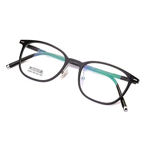 Negro SOJOS Marco de Lentes Lectura Delgado Reemplazo Fácil de Lentes SJ6003 monturas gafas de C1 q6qOxrfA
