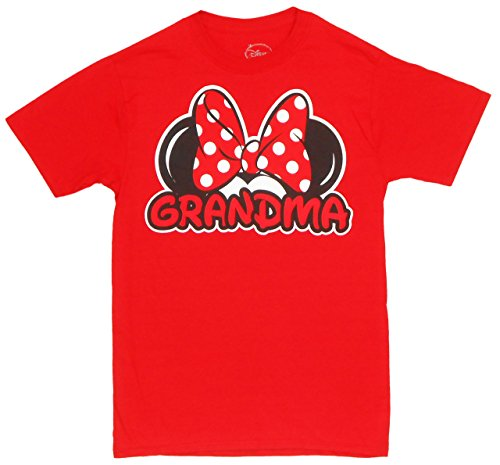 Disney Mouse Grandma Shirt
