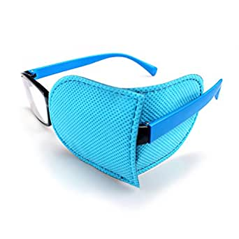 Paquete de 6 piezas de parches para ojos con ambliopía