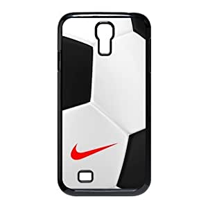 Soccer Ball Nike Just Do It Samsung Galaxy S4 I9500 Perfect Color Match Cover Case for Fans