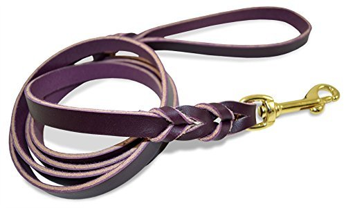 Dog Supplies L612 PUR Braided Leather product image