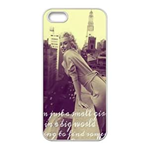 Monroe 4 Days In New York Cell Phone Case For Sam Sung Galaxy S4 I9500 Cover