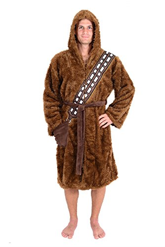 41rLFdFeVEL - Star Wars Chewbacca Robe