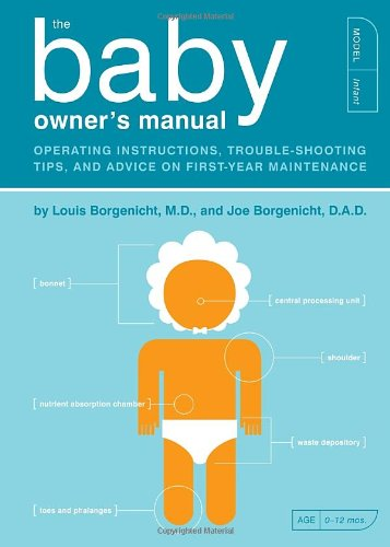Baby Owners Manual Instructions Trouble Shooting product image