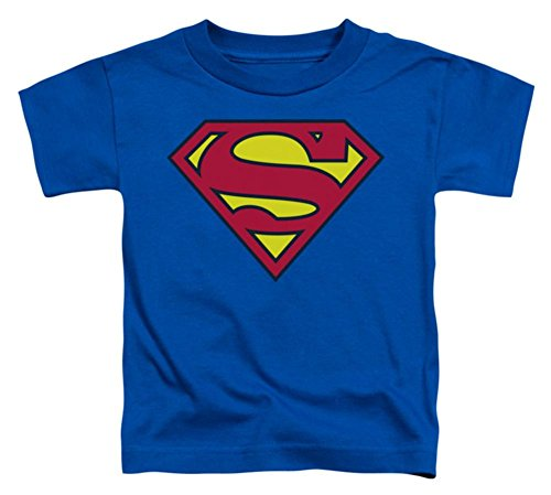 Toddler: Superman – Classic Logo Baby T-Shirt Size 4T