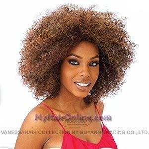 Vanessa Synthetic Hair Halfwig - La Jay-2 by Vanessa