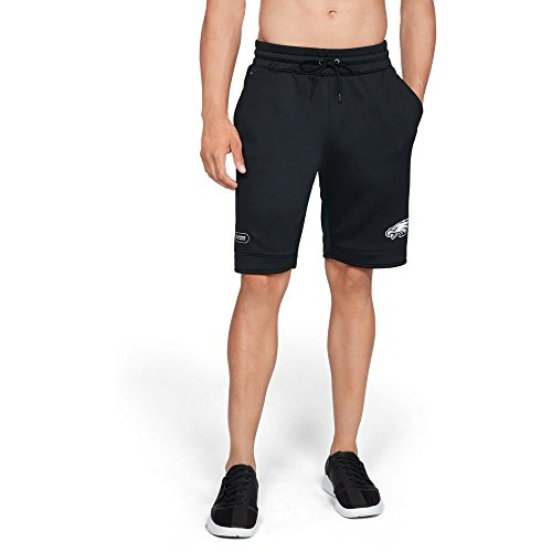Philadelphia Eagles Shorts - Under Armour NFL Combine Authentic UA MK-1 Terry XL NFL_Philadelphia Eagles_Black