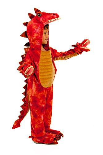 Princess Paradise Child Hydra the 3 Headed Dragon Costume, Multicolor, 18m/2 (Storybook Themed Halloween Costumes)
