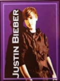 New Arrival Justin Bieber Shadow Super Soft Royal Plush Twin Size Blanket