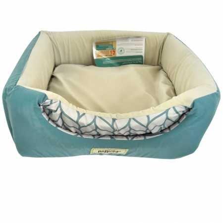 Petlinks Double Dreamer 2-in-1 Convertible Cat Bed