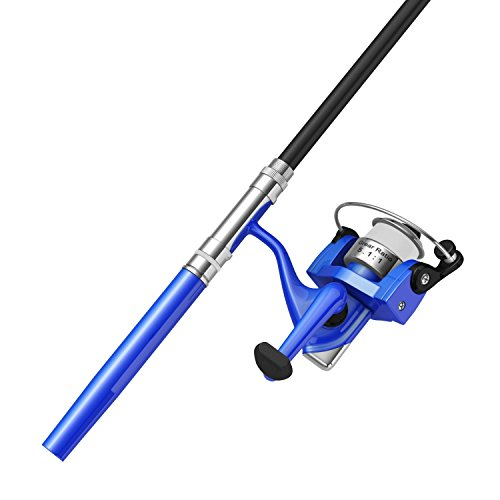 Fishlander kids 39 fishing equipment mini aluminum for Kids fishing gear