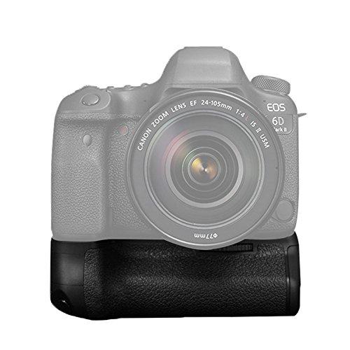 Pixel Vertax E21 Battery Grip for Canon EOS 6D Mark II Camera+Inseesi Clean Cloth