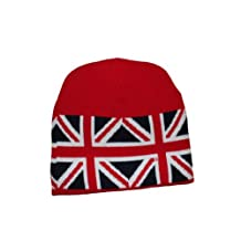 United Kingdom Country Flag Red Toque