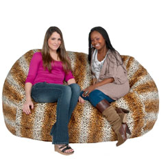 Cozy Sack Bean Bag Chair - Large 6'