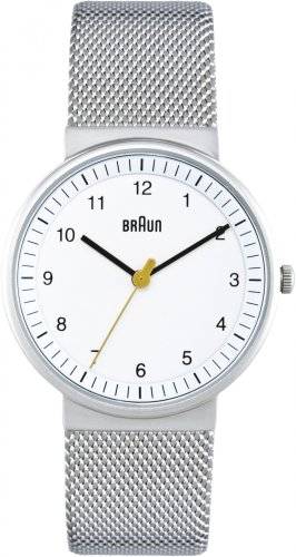 BRAUN Lady Wristwatch for Her Classic & Simple